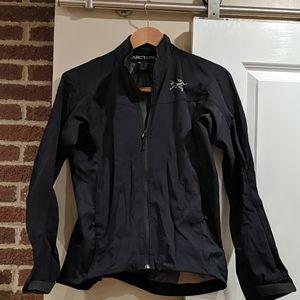 Black Arc'teryx Jacket
